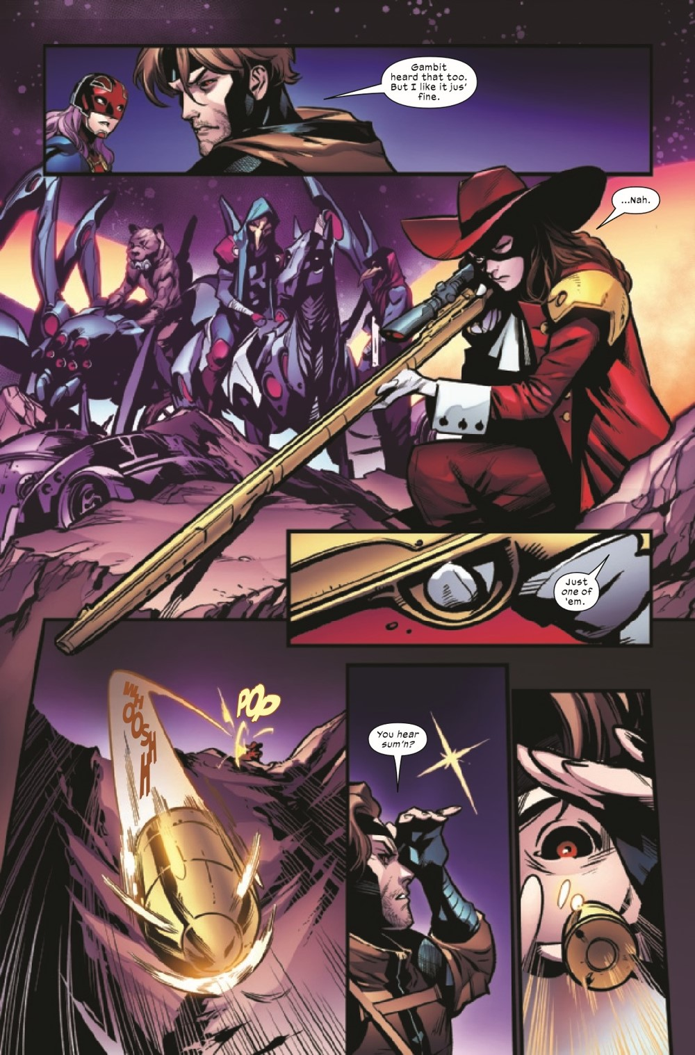 EXCAL2019022_Preview-3 ComicList Previews: EXCALIBUR #22
