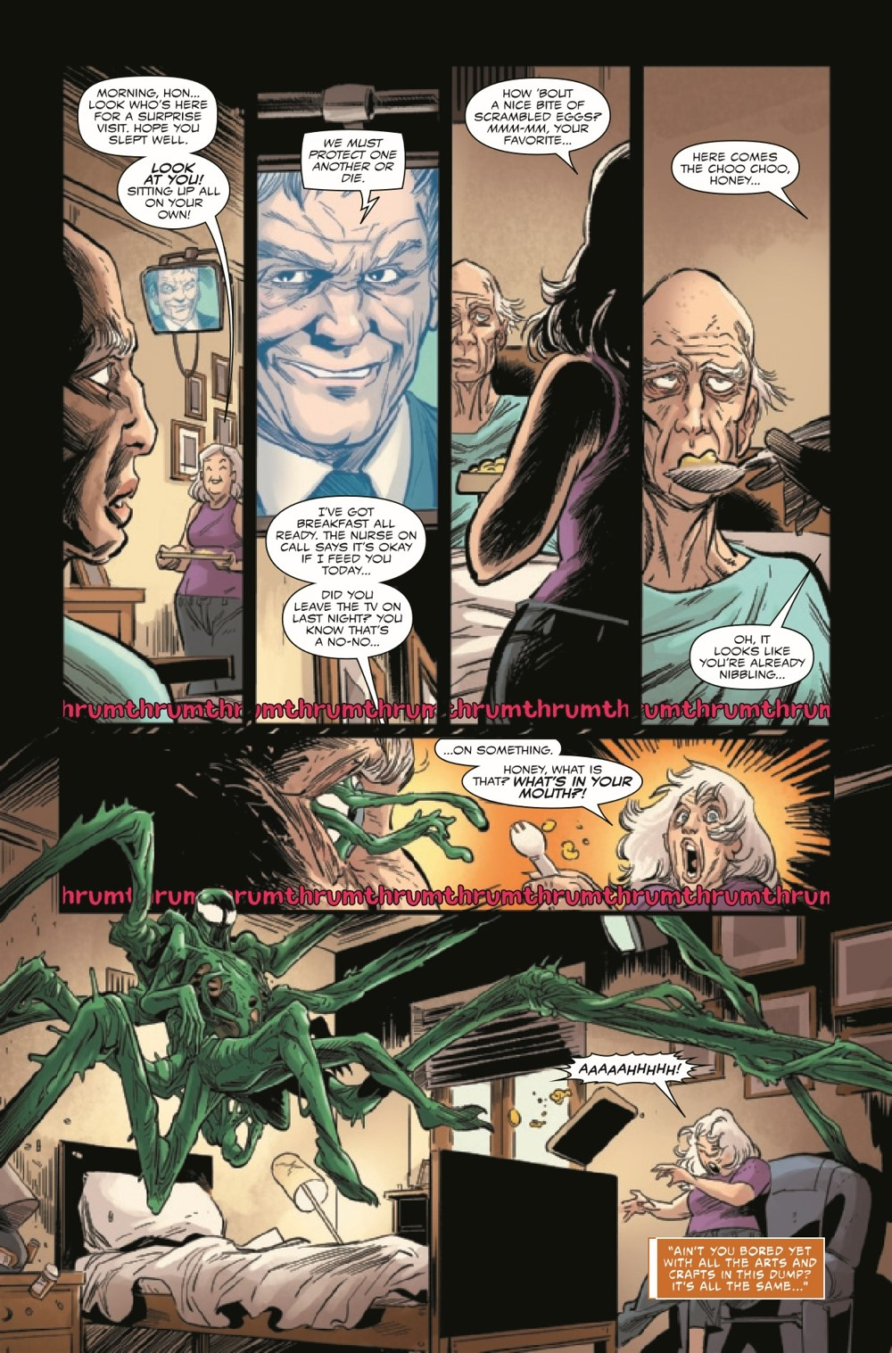 EXTCARNLA2021001_Preview-6 ComicList Previews: EXTREME CARNAGE LASHER #1