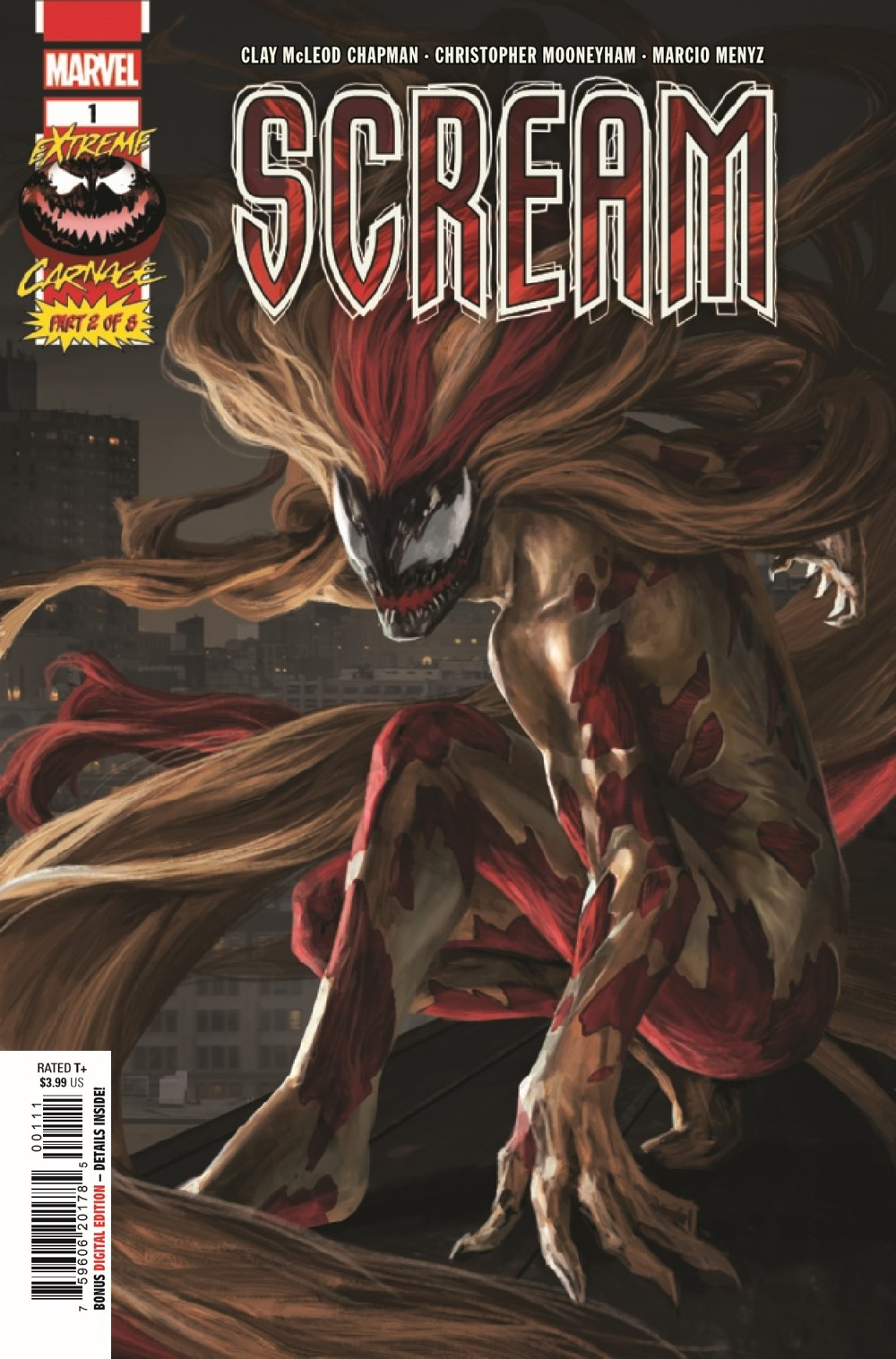 EXTCARNSC2021001_Preview-1 ComicList Previews: EXTREME CARNAGE SCREAM #1