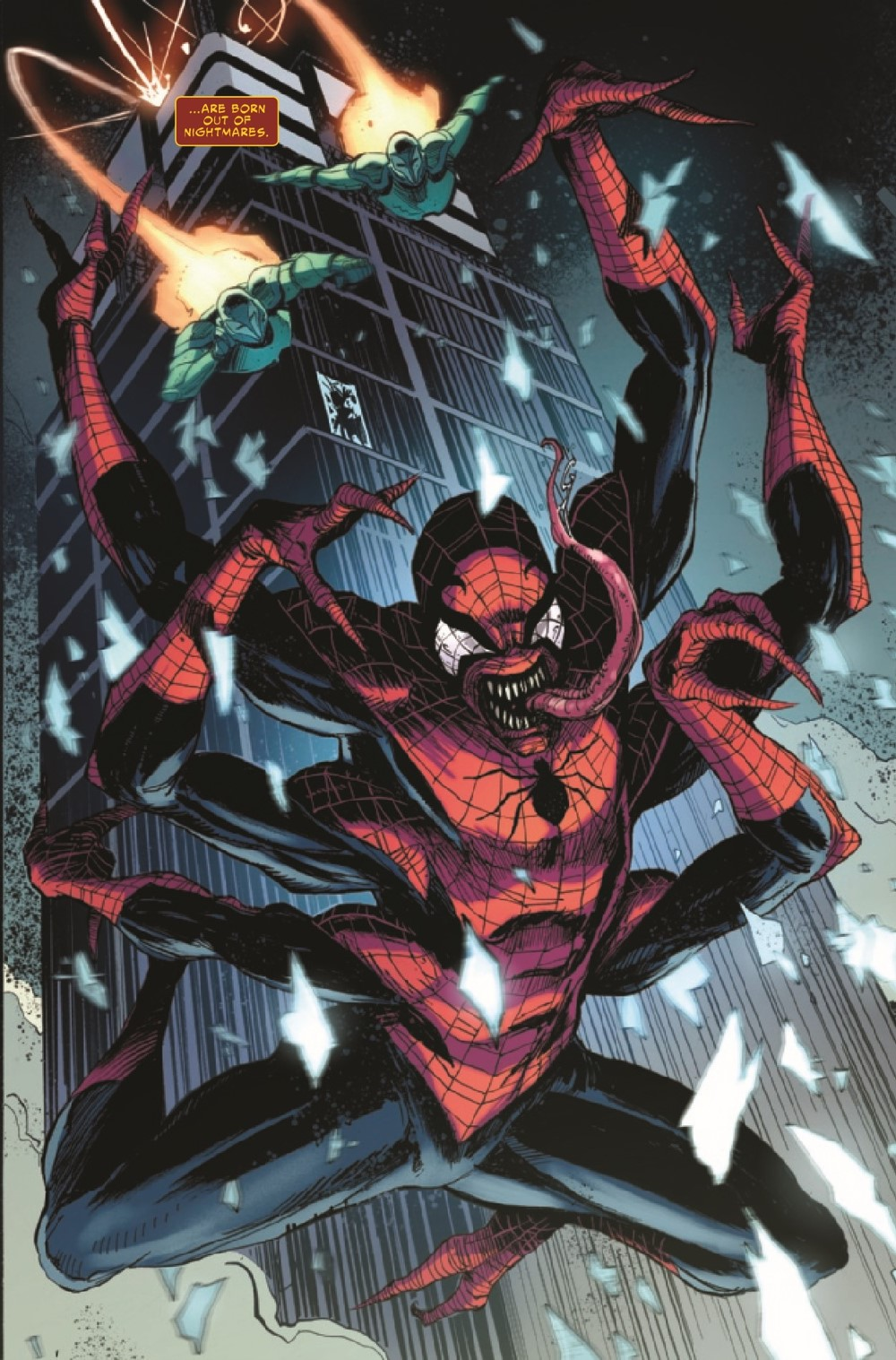 EXTCARNSC2021001_Preview-4 ComicList Previews: EXTREME CARNAGE SCREAM #1