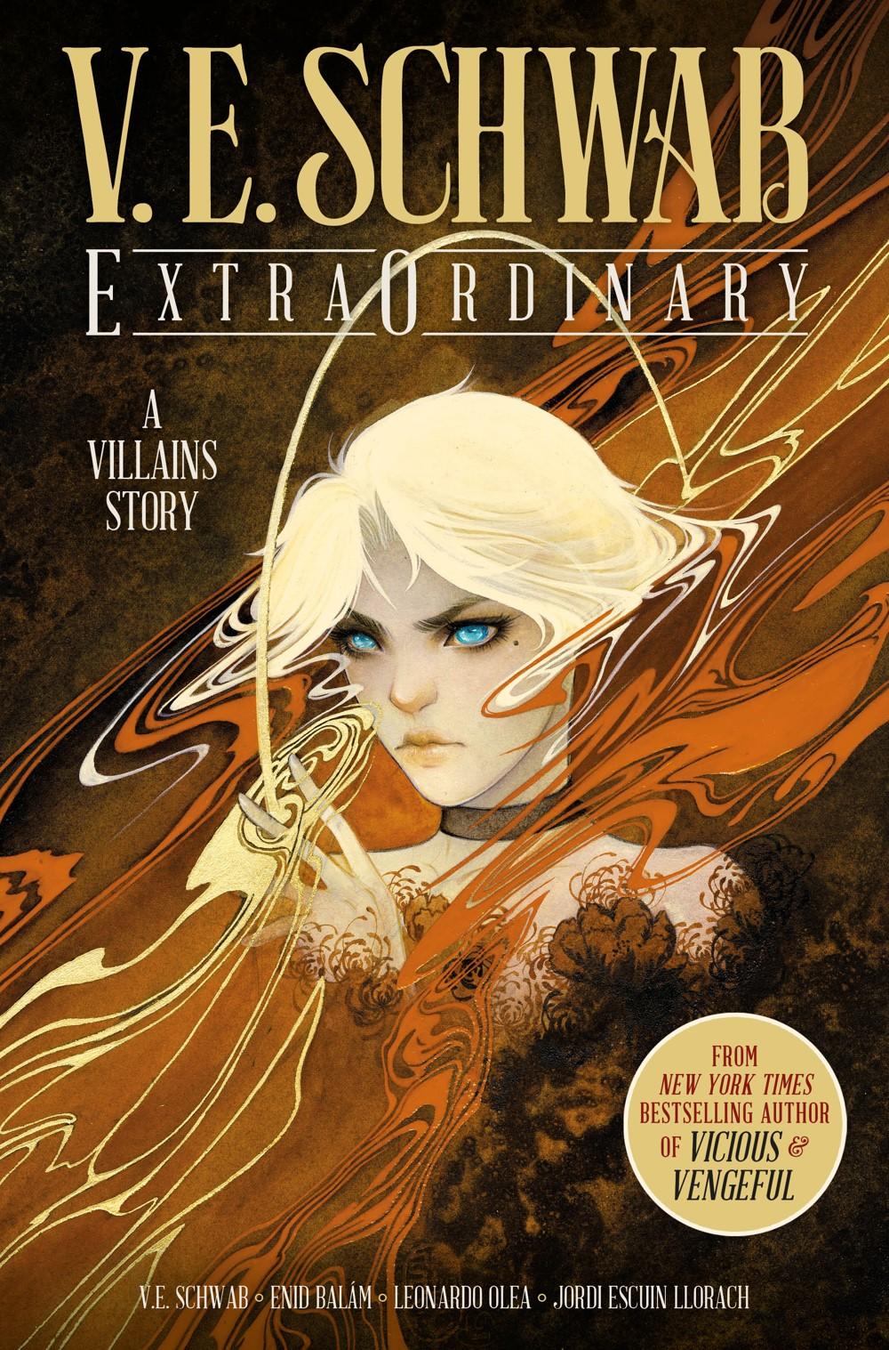 EXTRAORDINARY-HC-SIGNED-EDITION Titan Comics October 2021 Solicitations