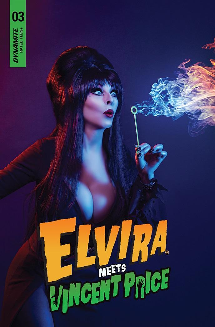 Elvira-Price-03-03041-D-Photo Dynamite Entertainment October 2021 Solicitations