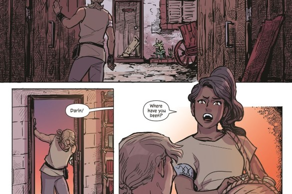 EmberAshes_SparkForgeOGN_018_PREVIEW Second AN EMBER IN THE ASHES graphic novel arrives in 2022