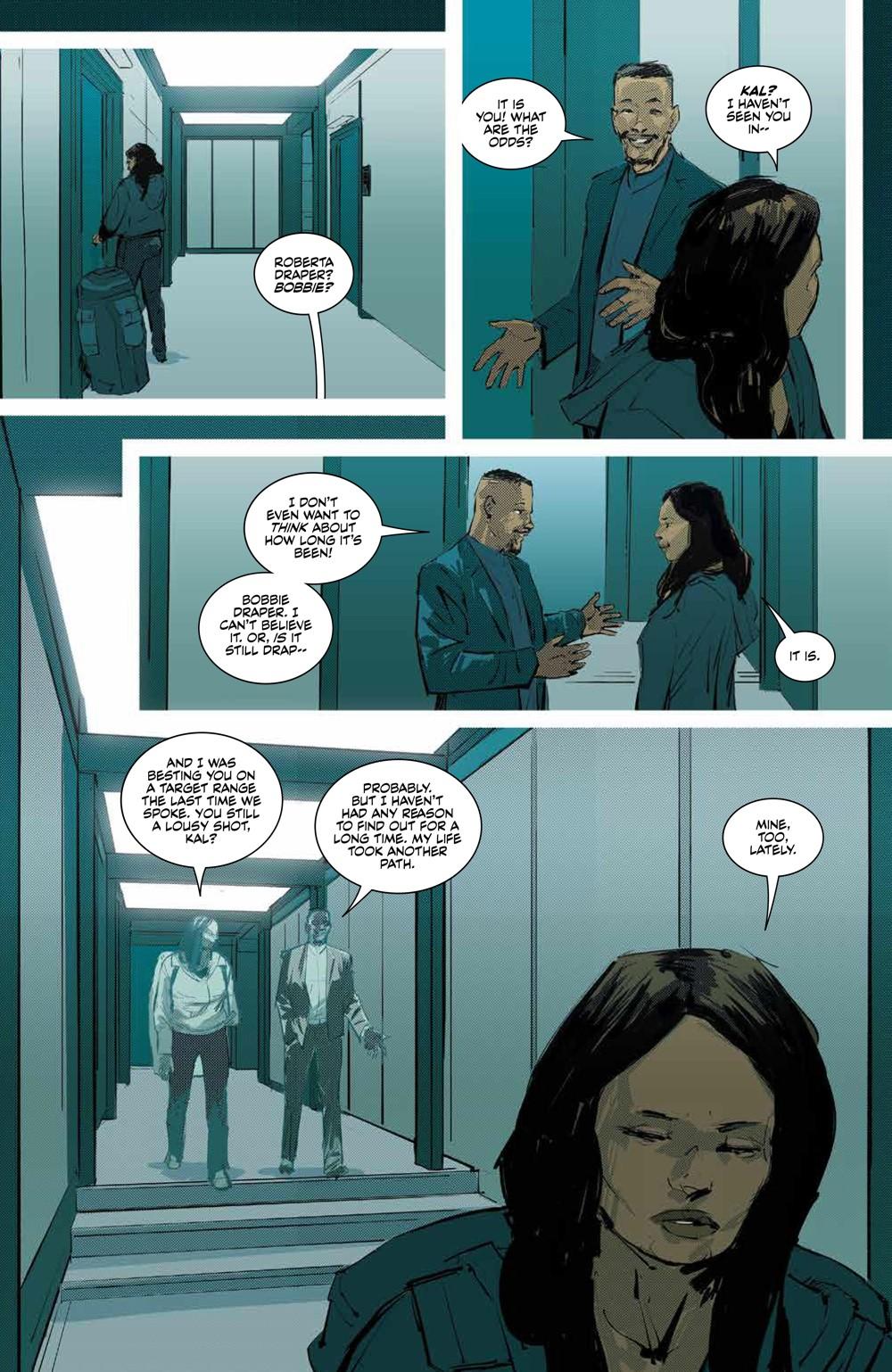 Expanse_SC_PRESS_11 ComicList Previews: THE EXPANSE TP