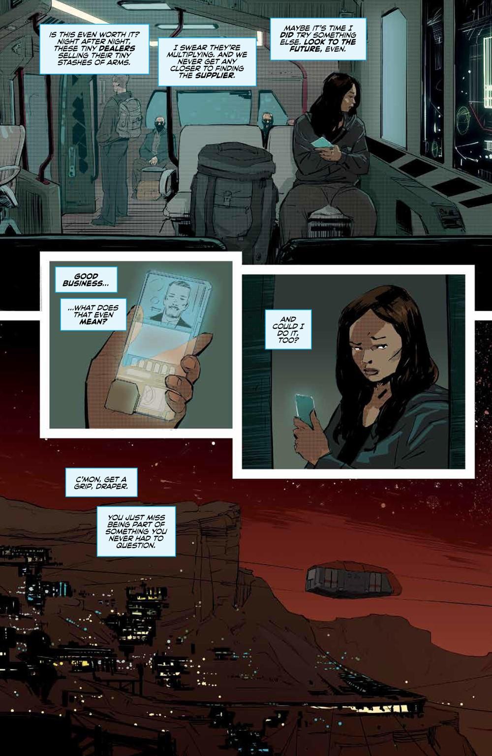 Expanse_SC_PRESS_19 ComicList Previews: THE EXPANSE TP