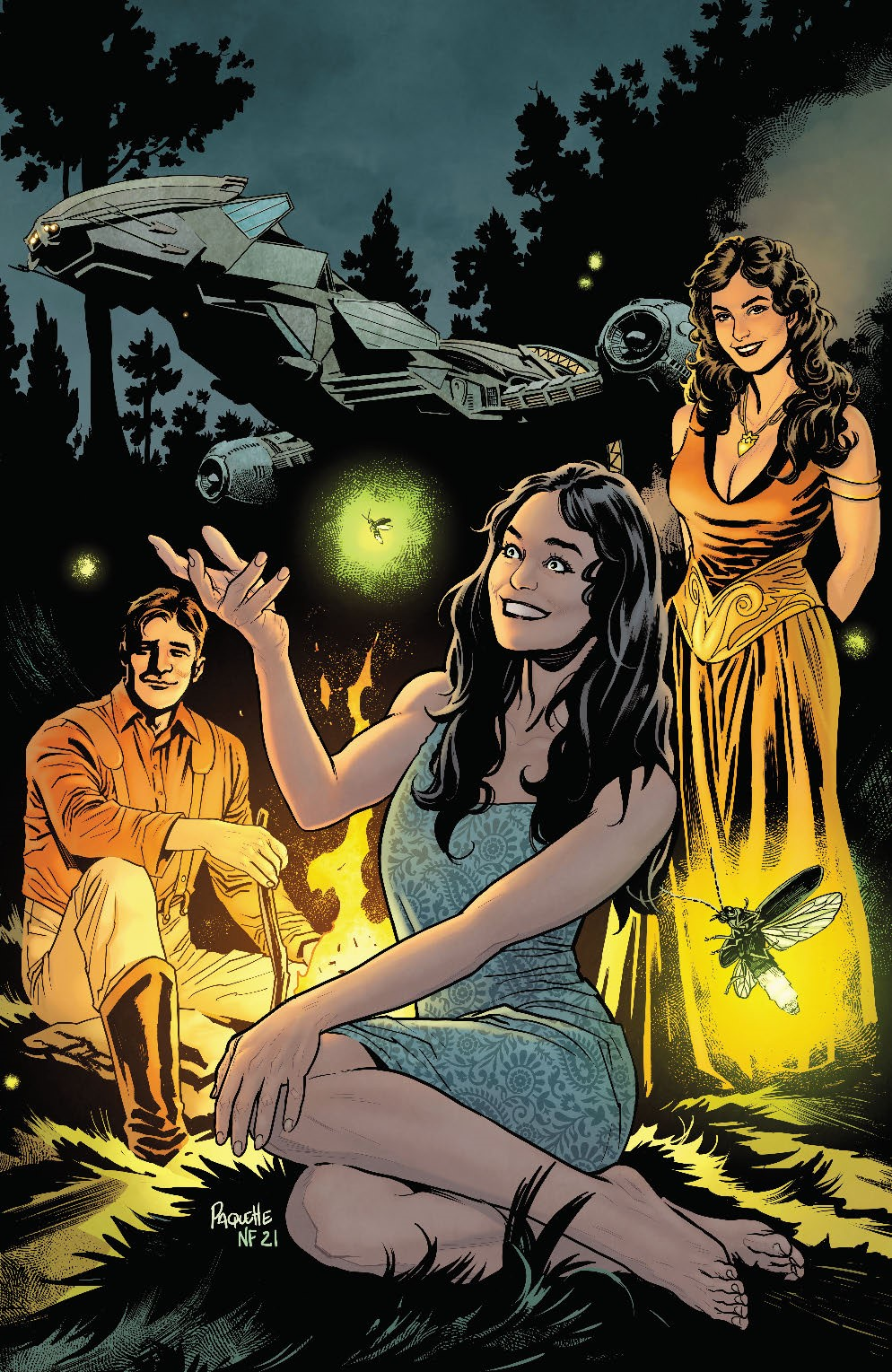 Firefly_031_Cover_D_Variant ComicList Previews: FIREFLY #31