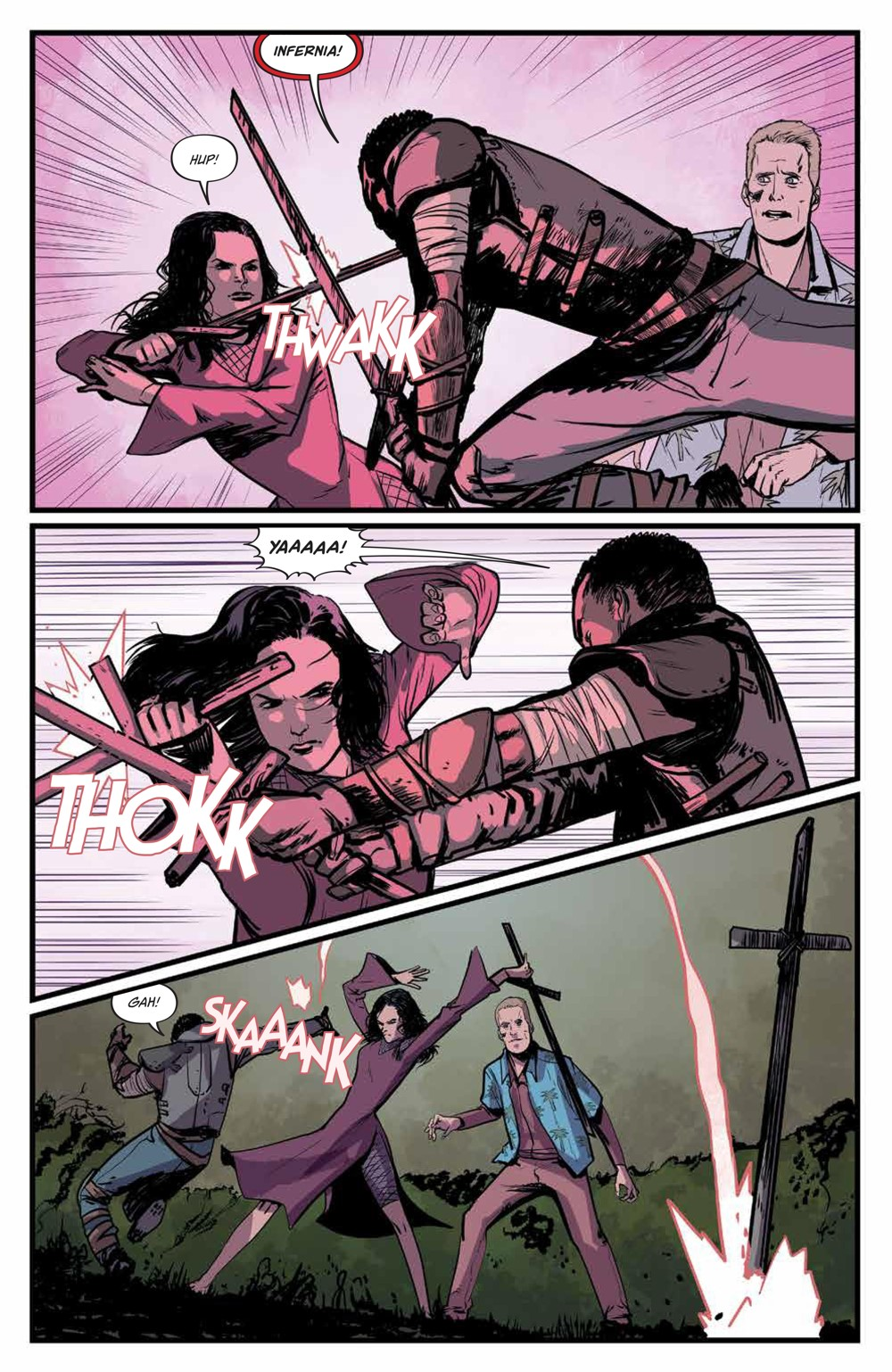 Firefly_031_PRESS_4 ComicList Previews: FIREFLY #31