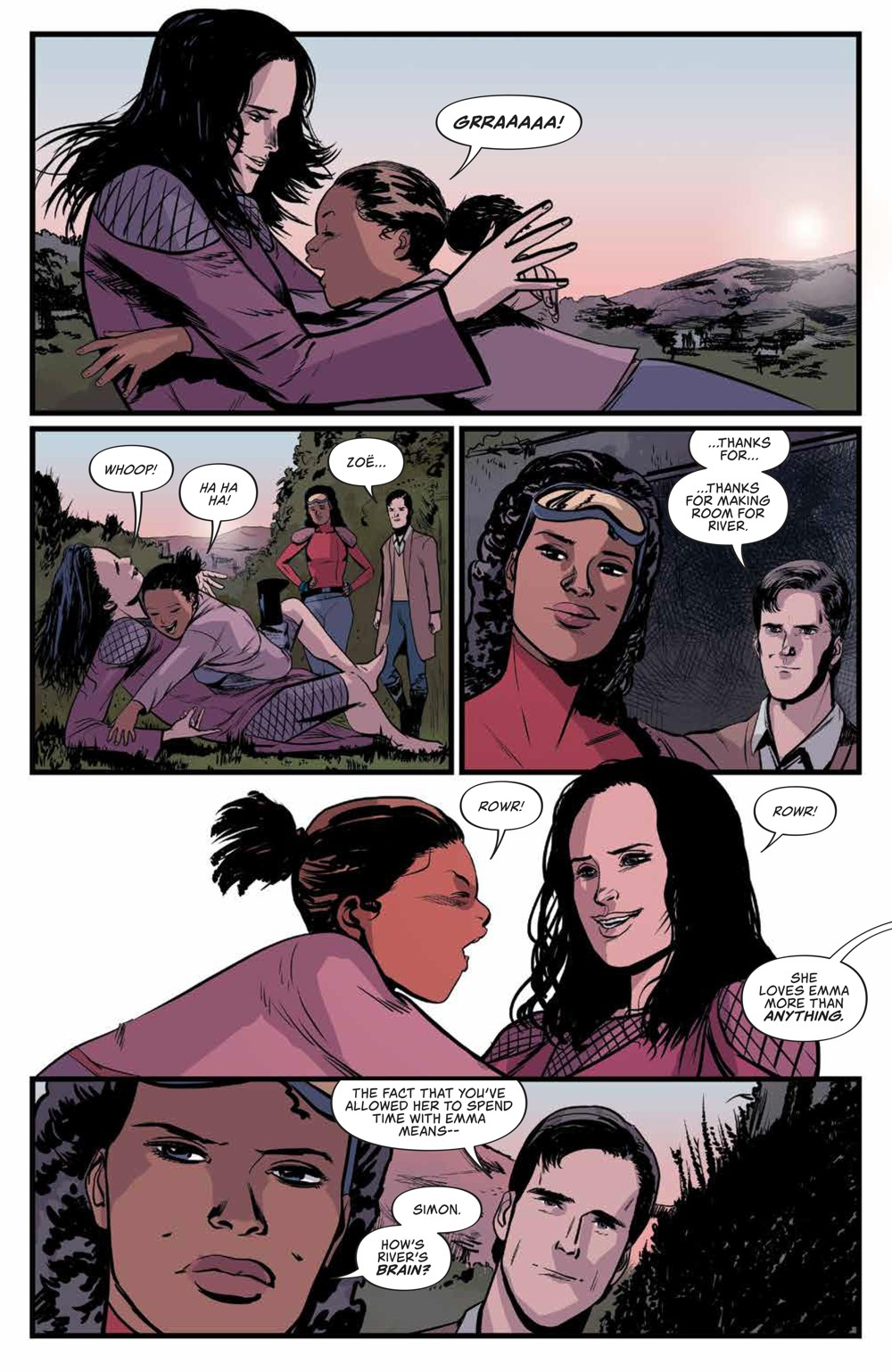 Firefly_031_PRESS_7 ComicList Previews: FIREFLY #31
