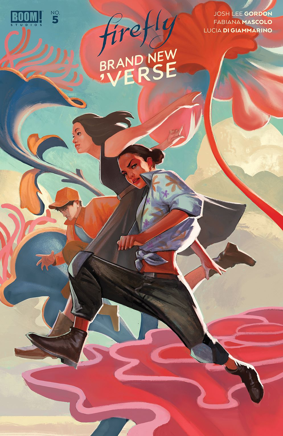Firefly_BrandNewVerse_005_Cover_A ComicList: BOOM! Studios New Releases for 07/21/2021