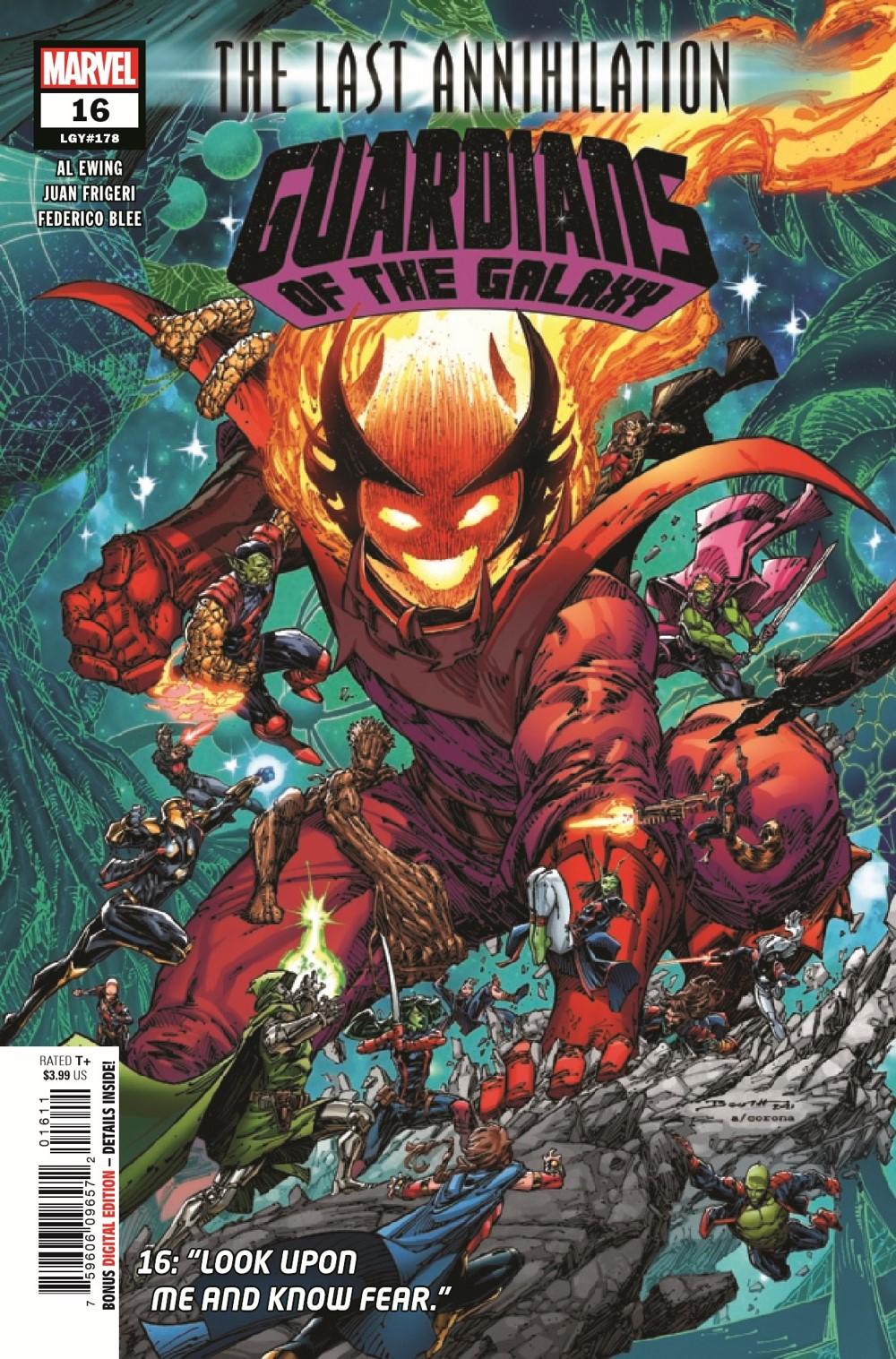 GARGAL2020016_Preview-1 ComicList: Marvel Comics New Releases for 07/21/2021
