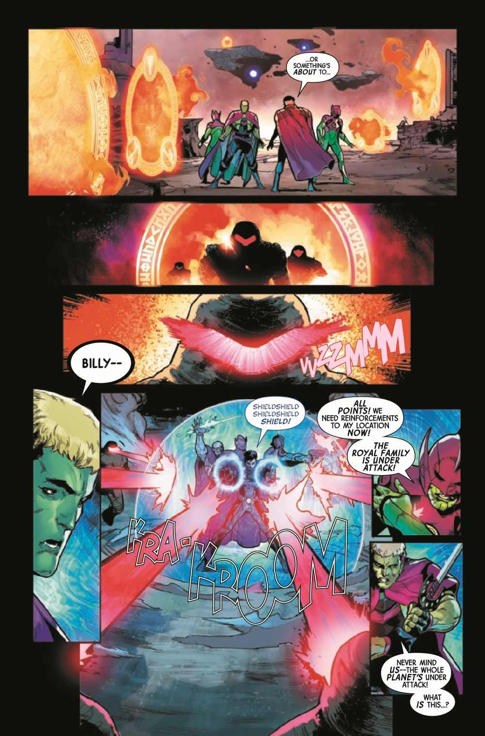 GARGAL2020016_Preview-4 ComicList Previews: GUARDIANS OF THE GALAXY #16