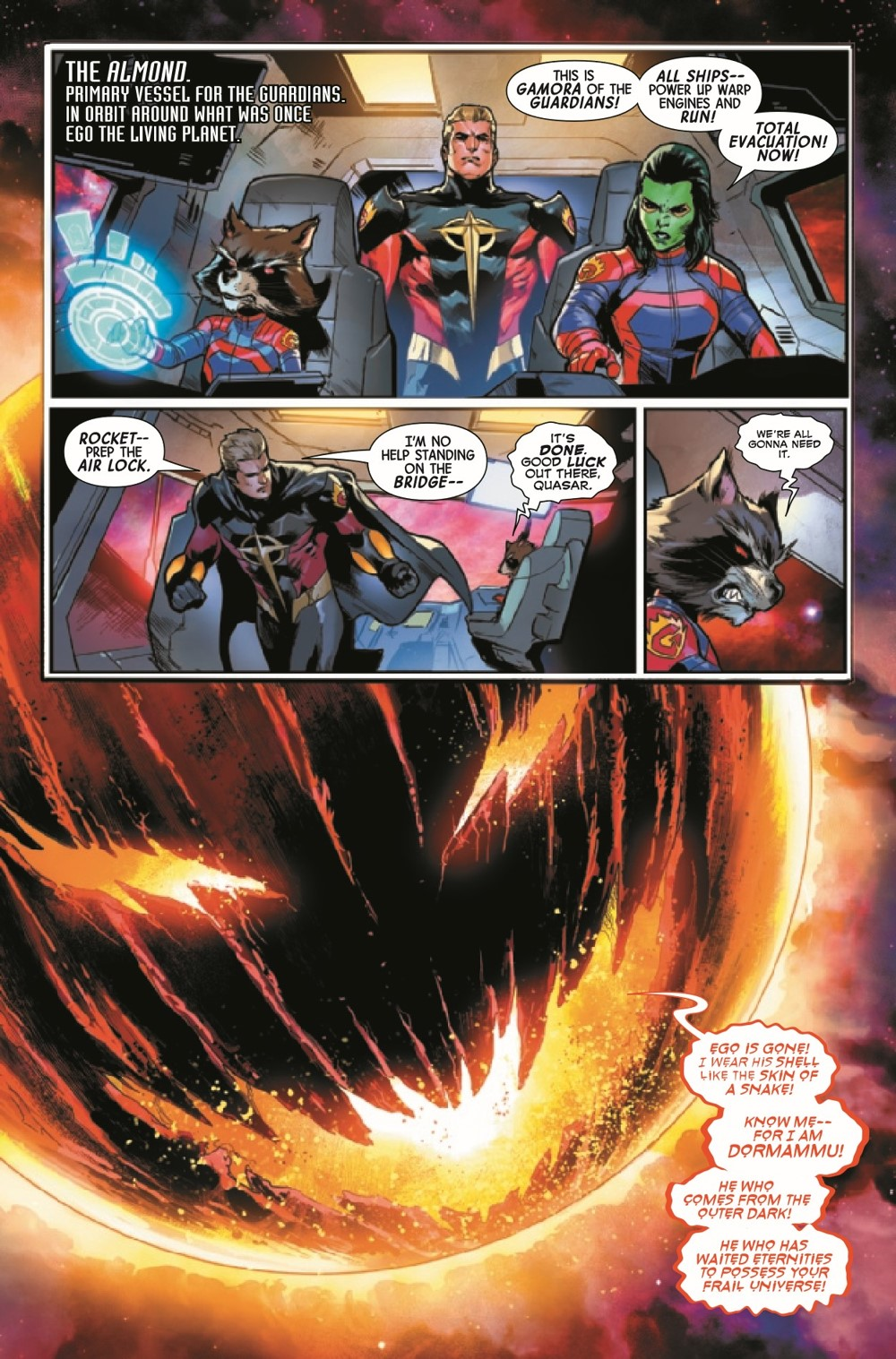 GARGAL2020016_Preview-6 ComicList Previews: GUARDIANS OF THE GALAXY #16