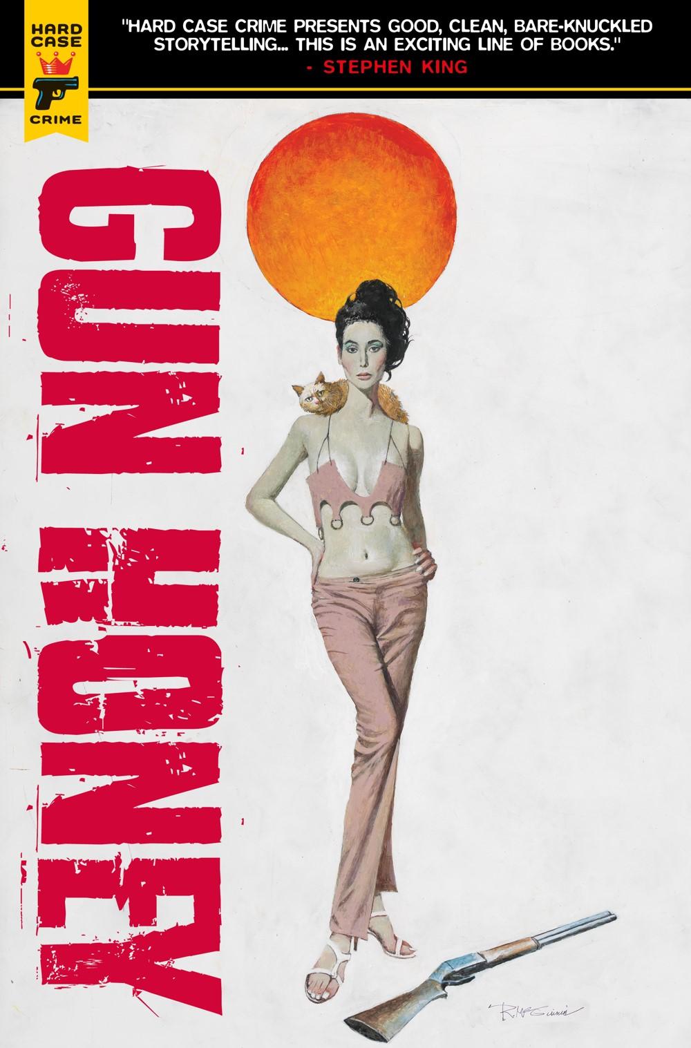 GUN-HONEY-2-CVR-B-MCGINNIS Titan Comics October 2021 Solicitations