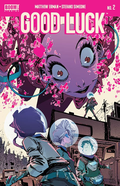 GoodLuck_002_Cover_A_Main ComicList: BOOM! Studios New Releases for 07/28/2021