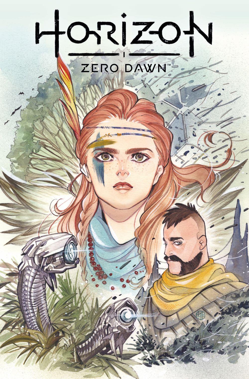HorizonZeroDawn21_00_Cover_A ComicList Previews: HORIZON ZERO DAWN LIBERATION #1