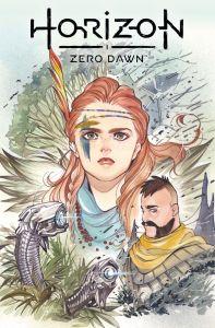 HorizonZeroDawn21_00_Cover_A-197x300 ComicList Previews: HORIZON ZERO DAWN LIBERATION #1