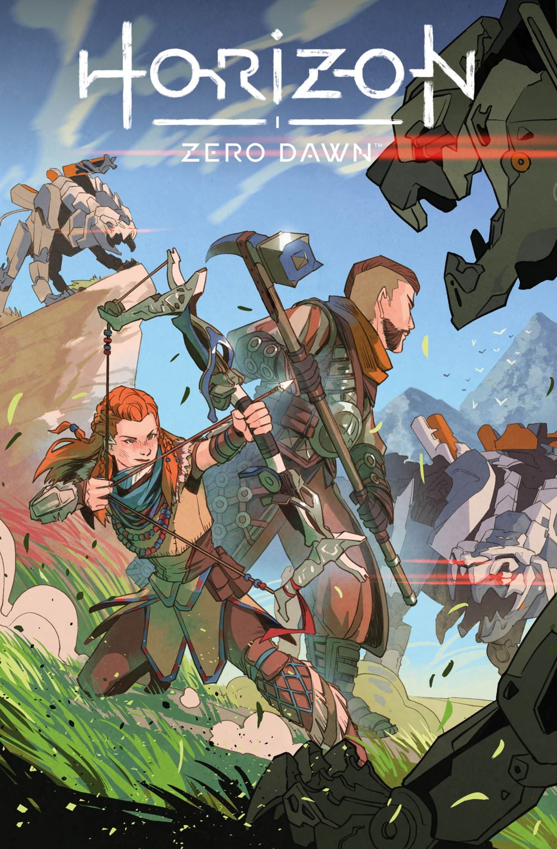 HorizonZeroDawn21_00_Cover_D ComicList: Titan Comics New Releases for 08/04/2021
