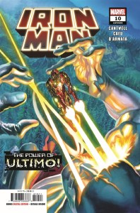 IM2020010_Preview-1-198x300 ComicList Previews: IRON MAN #10