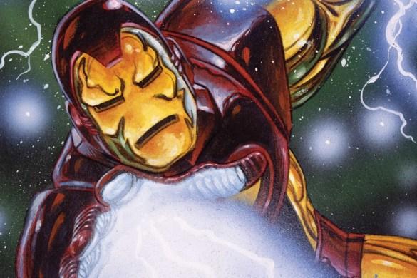 IM2020013_MP_VAR Joe Jusko masters the art of Marvel Masterpieces trading card illustrations
