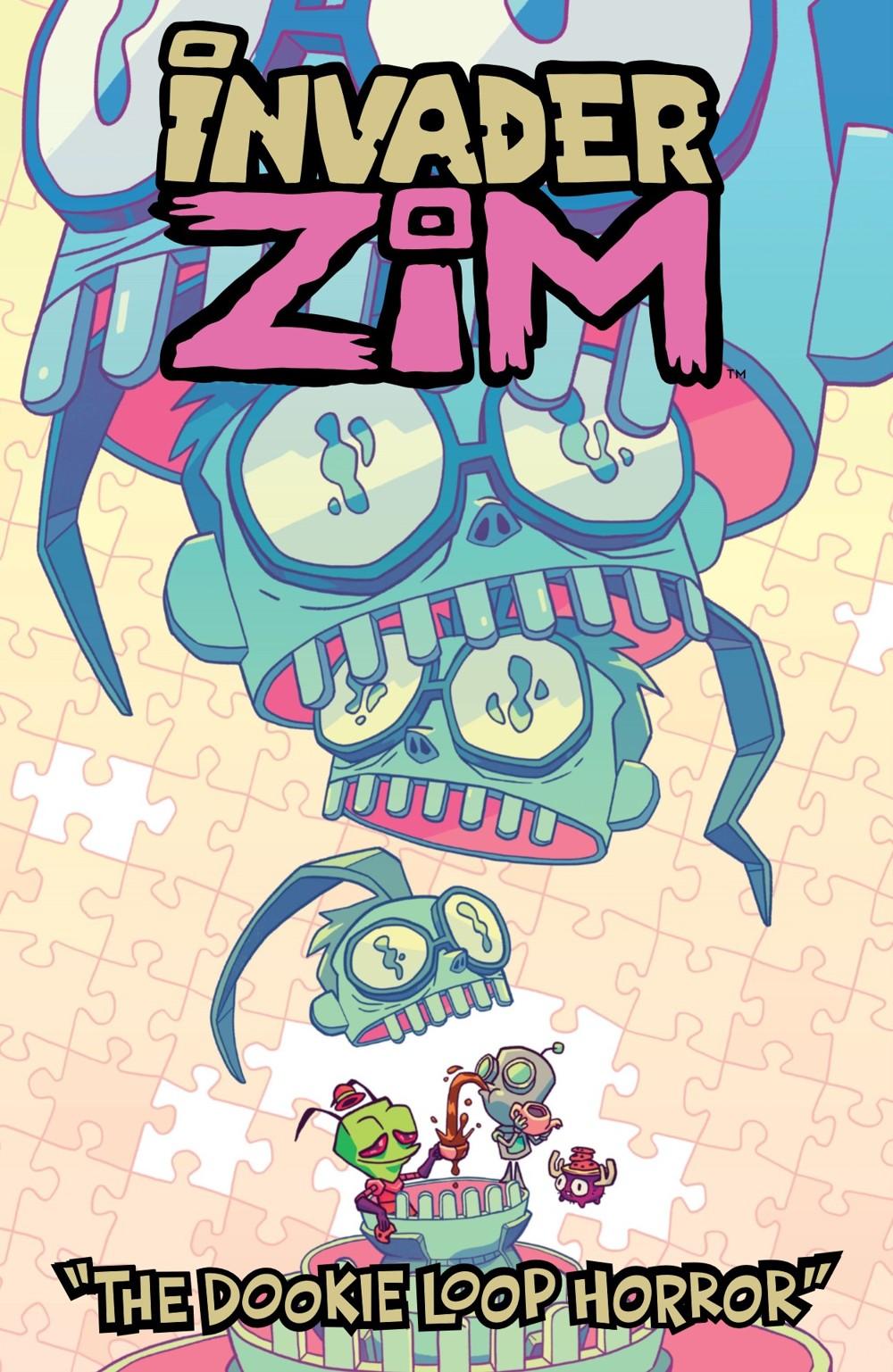 INVADERZIM-DOOKIE-LOOP-HORROR-MARKETING-02 ComicList Previews: INVADER ZIM THE DOOKIE LOOP HORROR #1