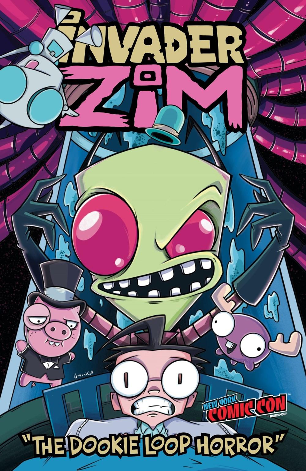 INVADERZIM-DOOKIE-LOOP-HORROR-MARKETING-05 ComicList Previews: INVADER ZIM THE DOOKIE LOOP HORROR #1