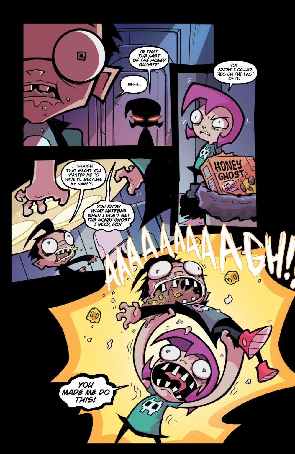 INVADERZIM-DOOKIE-LOOP-HORROR-MARKETING-08 ComicList Previews: INVADER ZIM THE DOOKIE LOOP HORROR #1