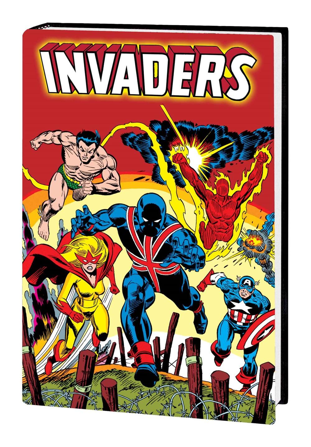 INVOMNIV1HC_COV1_VARB_col Marvel Comics October 2021 Solicitations
