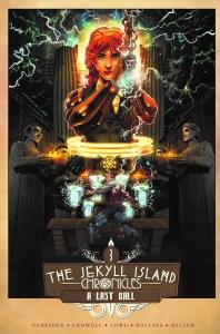 JIC_3_TPB_cov-5-198x300 ComicList Previews: THE JEKYLL ISLAND CHRONICLES VOLUME 3 A LAST CALL GN