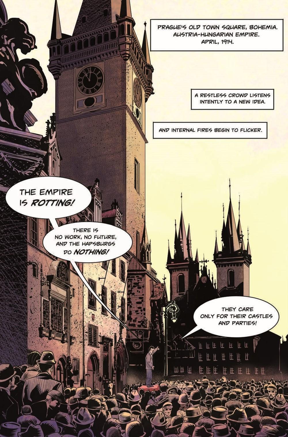 JIC_3_TPB_pr-3 ComicList Previews: THE JEKYLL ISLAND CHRONICLES VOLUME 3 A LAST CALL GN