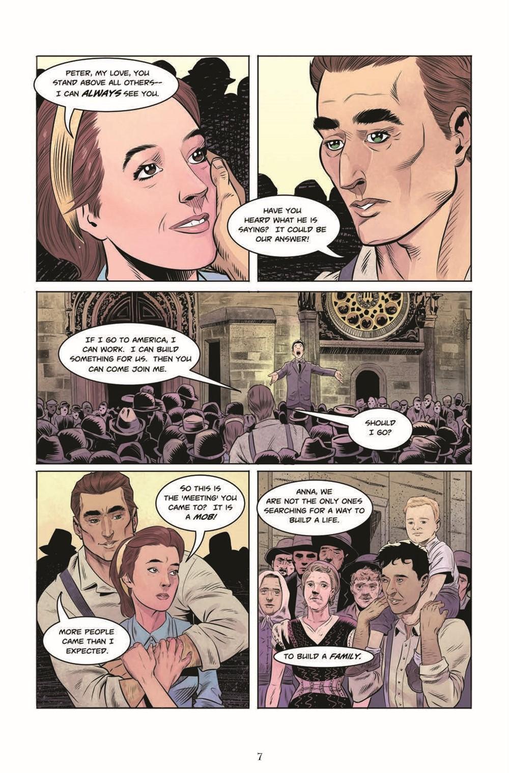 JIC_3_TPB_pr-5 ComicList Previews: THE JEKYLL ISLAND CHRONICLES VOLUME 3 A LAST CALL GN