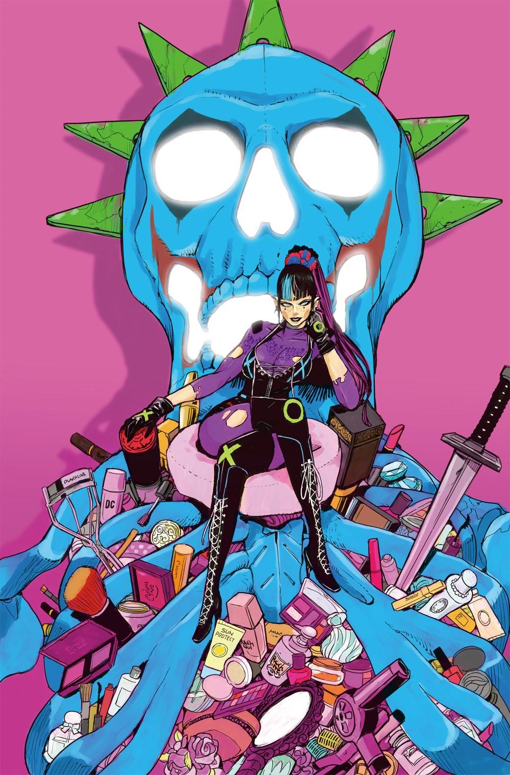Joker8_Acky_Variant_NO-TRADE-DRESS DC Comics October 2021 Solicitations