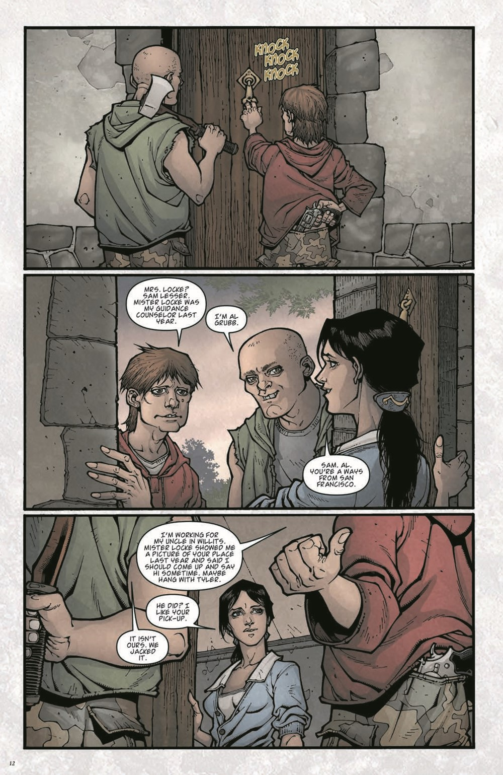 LnK-KeyhouseCompendium-pr-6 ComicList Previews: LOCKE AND KEY KEYHOUSE COMPENDIUM HARDCOVER COLLECTION