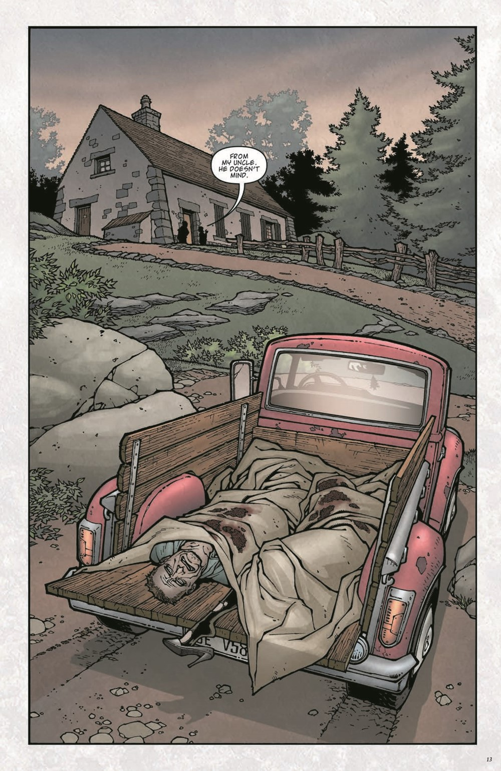 LnK-KeyhouseCompendium-pr-7 ComicList Previews: LOCKE AND KEY KEYHOUSE COMPENDIUM HARDCOVER COLLECTION