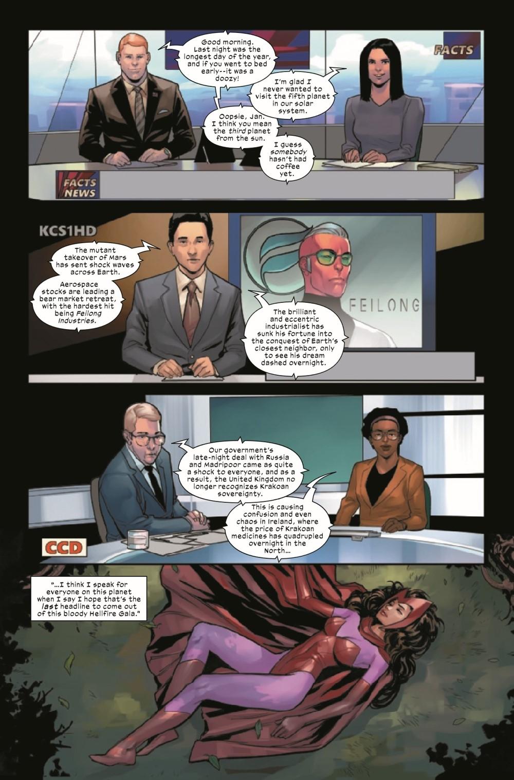 MARAUDERS2019022_Preview-2 ComicList Previews: MARAUDERS #22