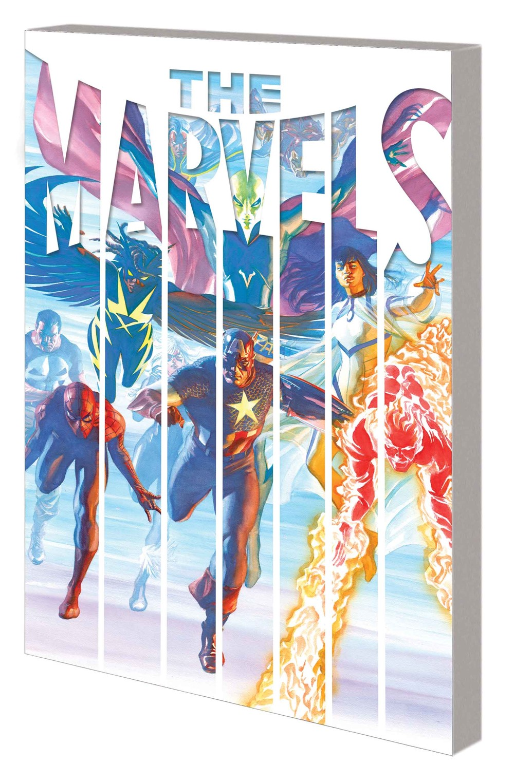 MARVELS_VOL_1_TPB Marvel Comics October 2021 Solicitations