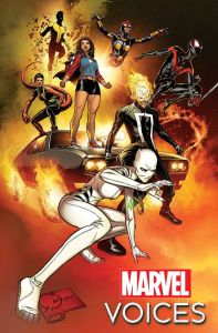 MARVOICESCOM2021001_cvr-197x300 Latinx heroes and creators shall be celebrated in MARVEL'S VOICES: COMUNIDADES #1