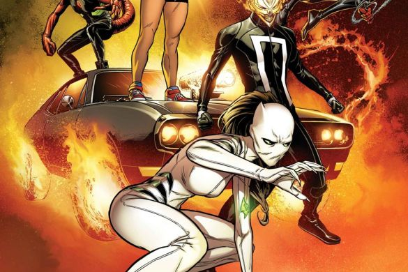 MARVOICESCOM2021001_cvr Latinx heroes and creators shall be celebrated in MARVEL'S VOICES: COMUNIDADES #1