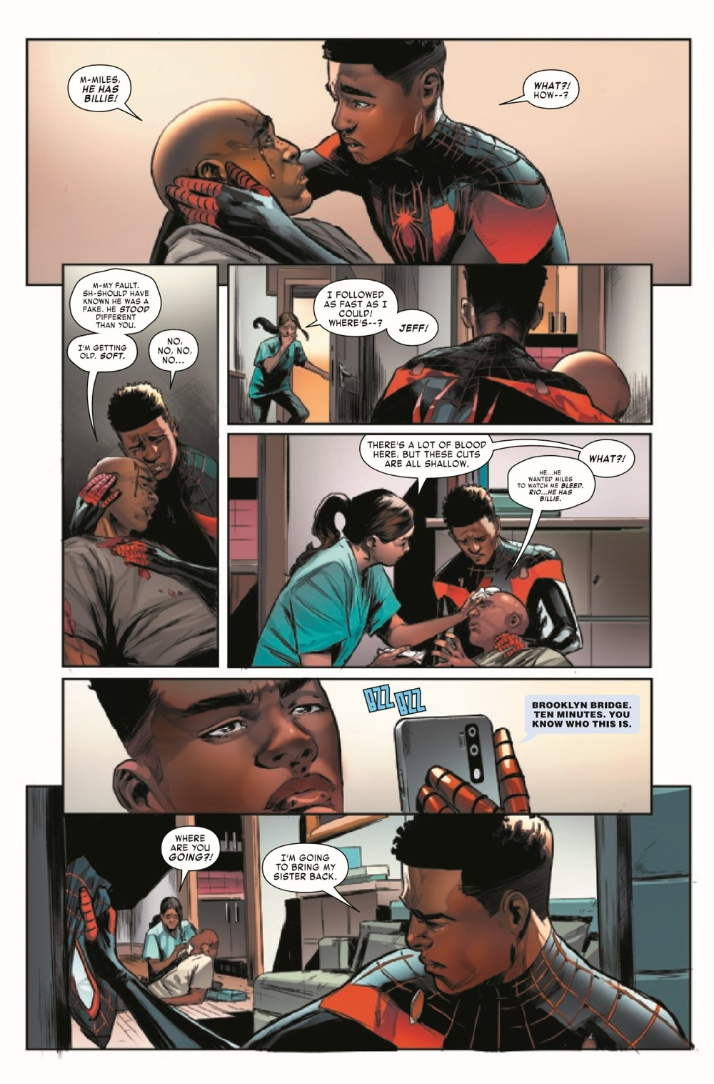 MMSM2018028_Preview-5 ComicList Previews: MILES MORALES SPIDER-MAN #28