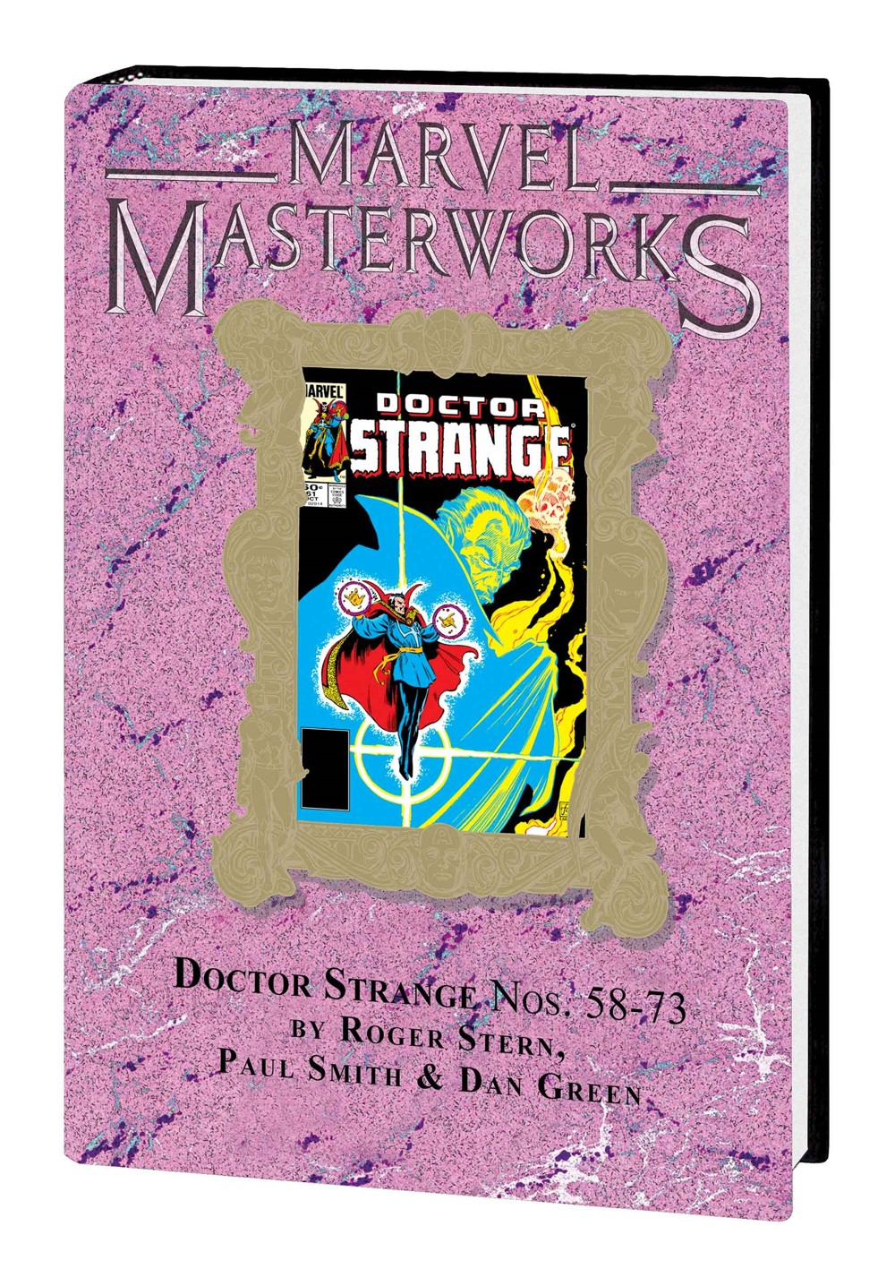 MM_DRSTRANGE_010_HC_VAR Marvel Comics October 2021 Solicitations