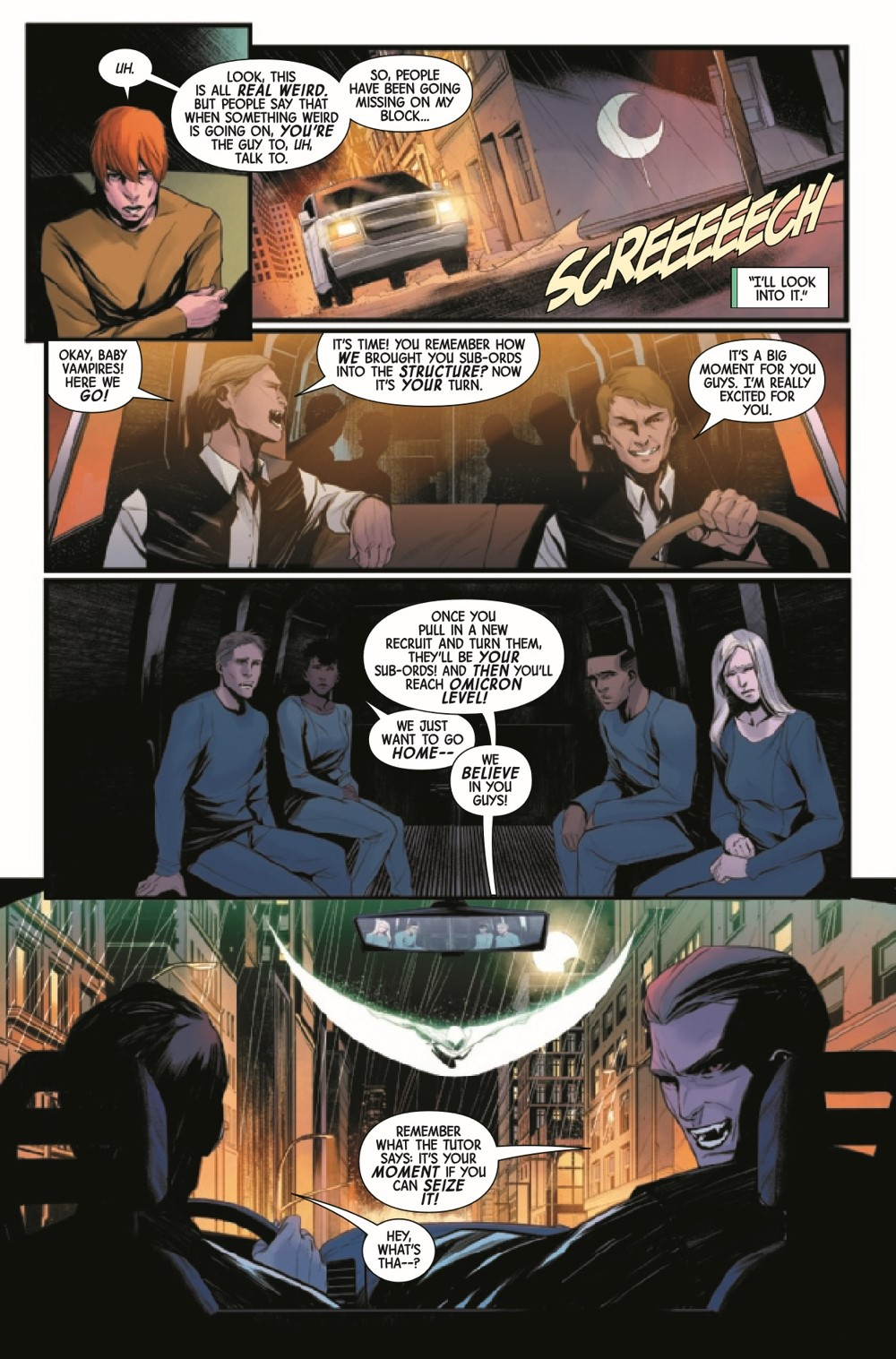 MOONKN2021001_Preview-4 ComicList Previews: MOON KNIGHT #1