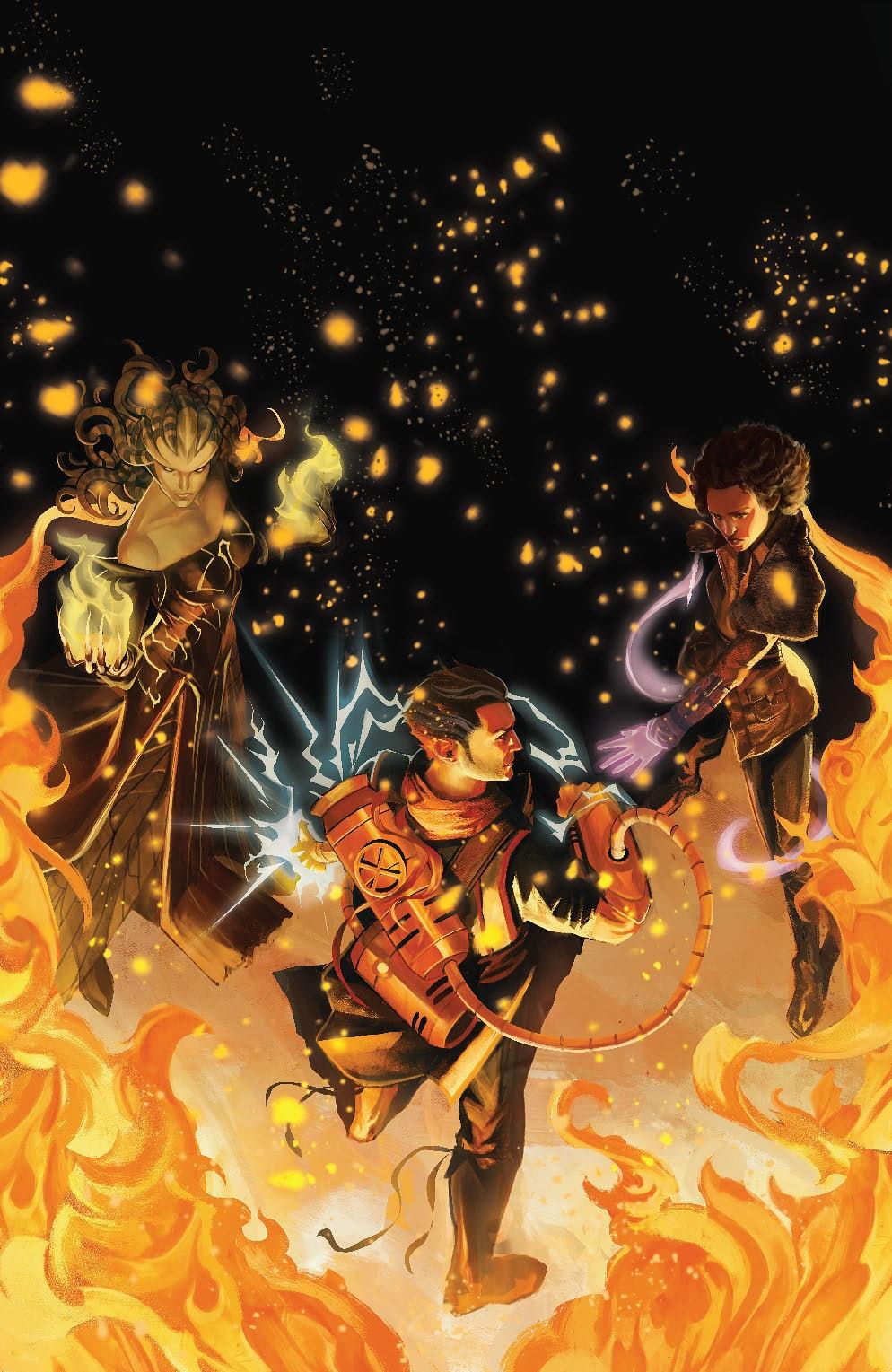 Magic_005_Cover_H_Unlockable ComicList Previews: MAGIC #5