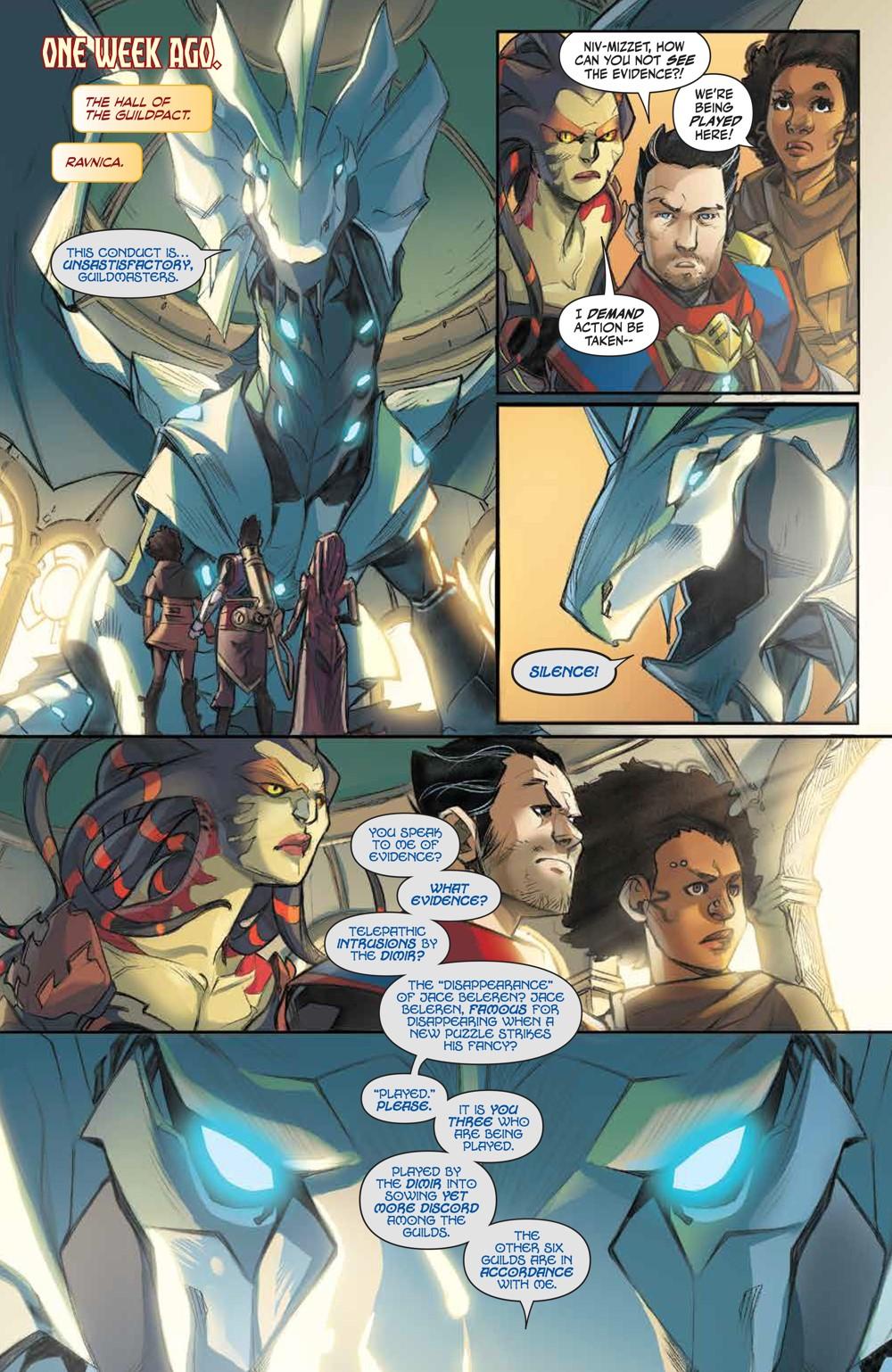 Magic_005_PRESS_5 ComicList Previews: MAGIC #5