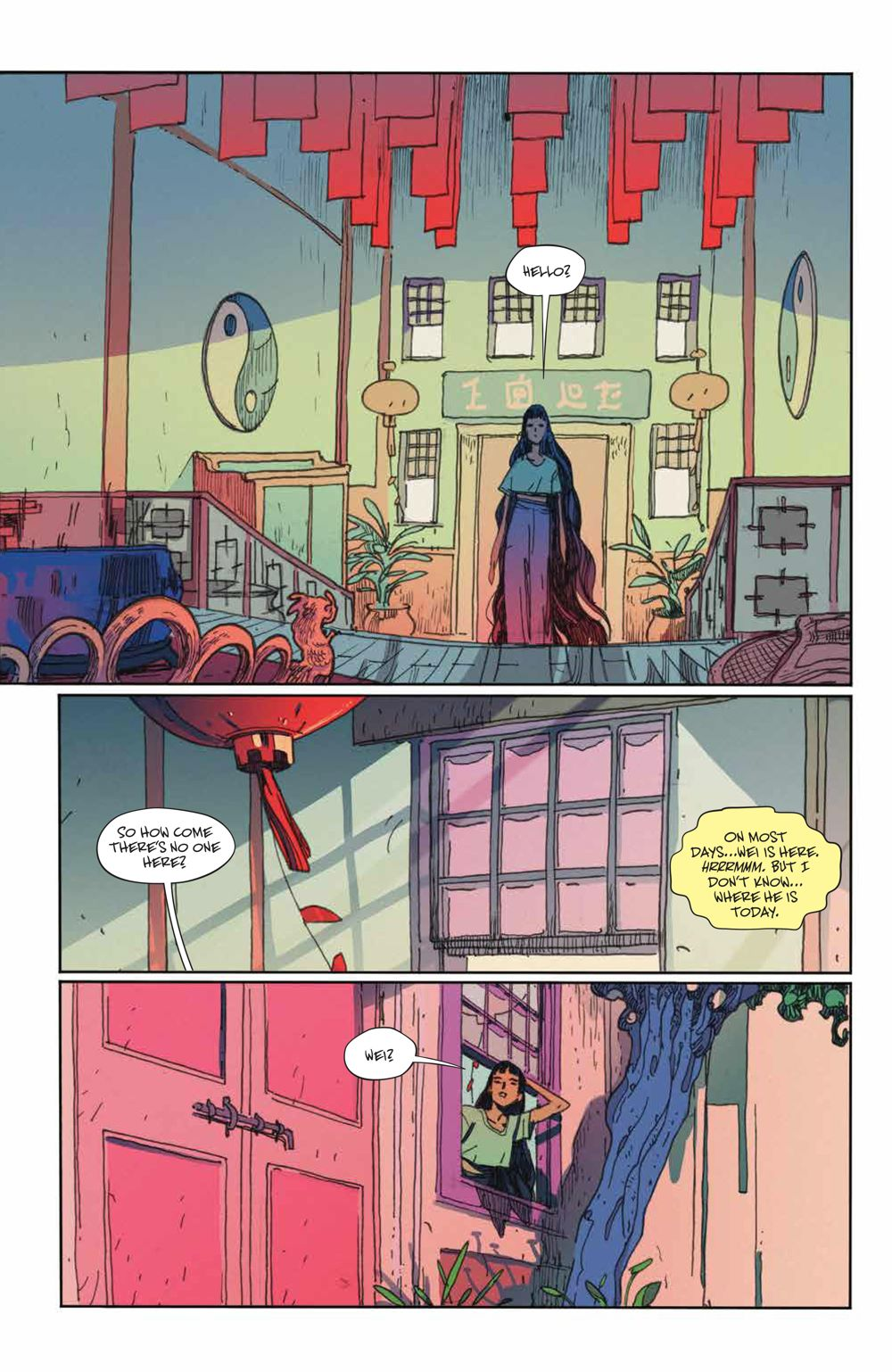 ManyDeathsLailaStarr_004_PRESS_5 ComicList Previews: MANY DEATHS OF LAILA STARR #4 (OF 5)