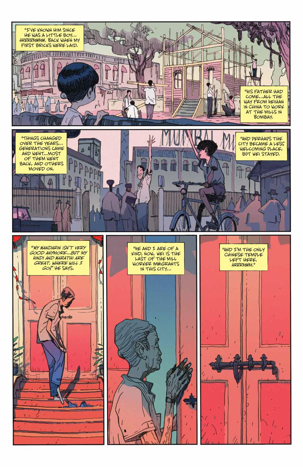 ManyDeathsLailaStarr_004_PRESS_7 ComicList Previews: MANY DEATHS OF LAILA STARR #4 (OF 5)