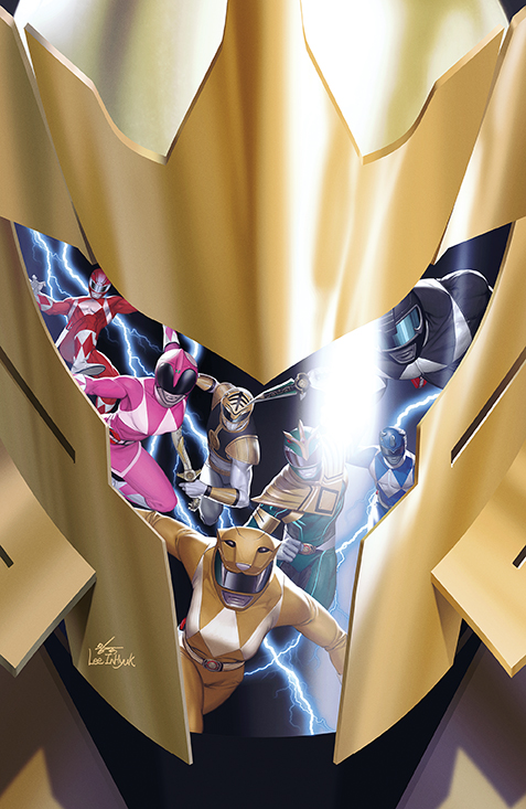 MightyMorphin_012_Cover_A_Main BOOM! Studios October 2021 Solicitations
