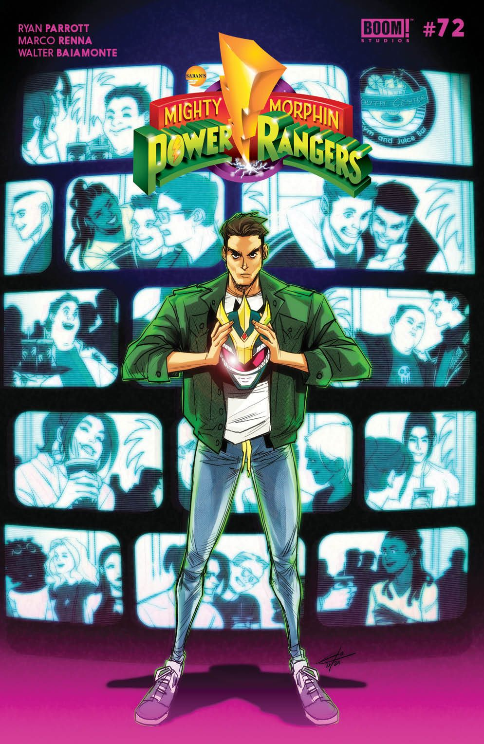 Mighty_Morphin_009_Cover_B_Legacy_Variant ComicList Previews: MIGHTY MORPHIN #9