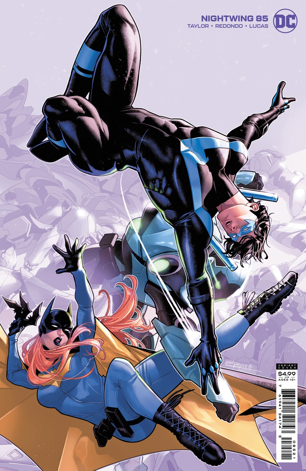 NTW_Cv85_var_08521 DC Comics October 2021 Solicitations