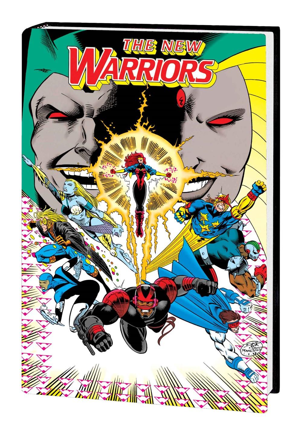 NWOMNIV2HC_cov Marvel Comics October 2021 Solicitations