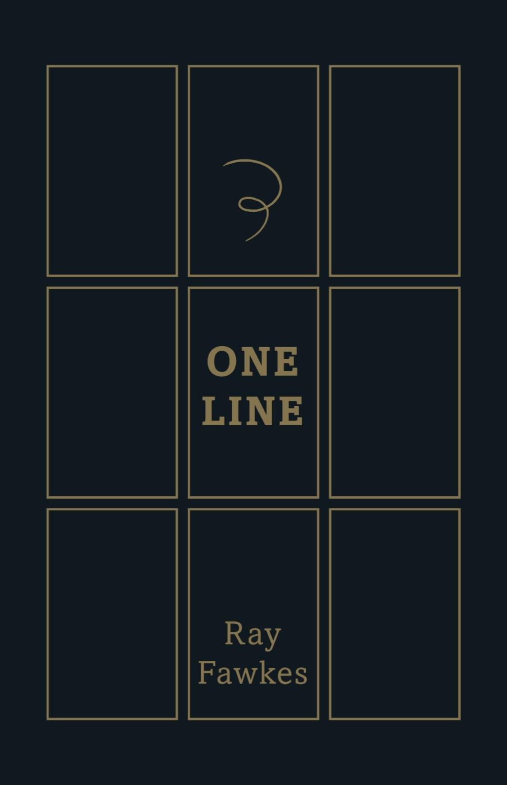 ONELINE-HC-MARKETING-001 ComicList Previews: ONE LINE HC
