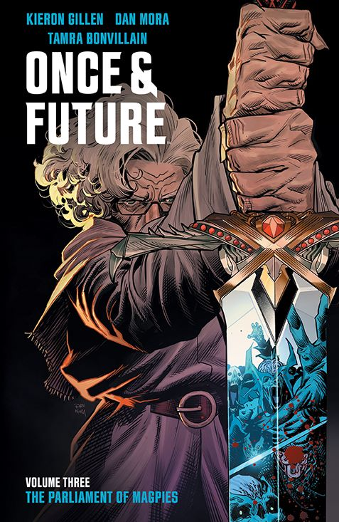 OnceFuture_v3_SC_Cover ComicList: BOOM! Studios New Releases for 07/21/2021